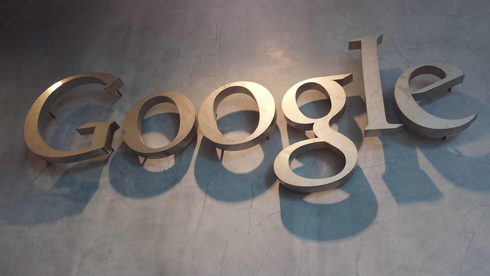 Besuch Im Google Dublin Europa Headquarter